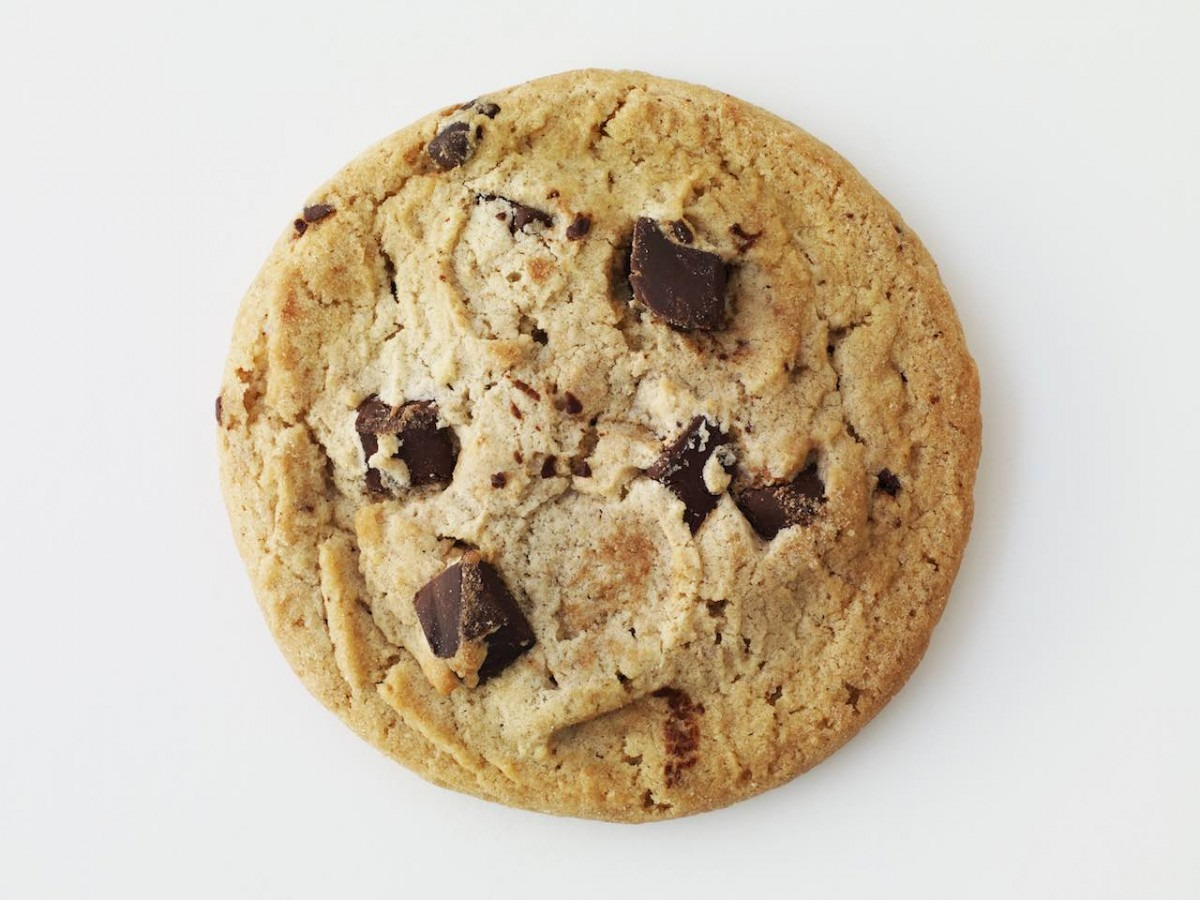 Anna Olson's Chewy Chocolate Chip Cookies