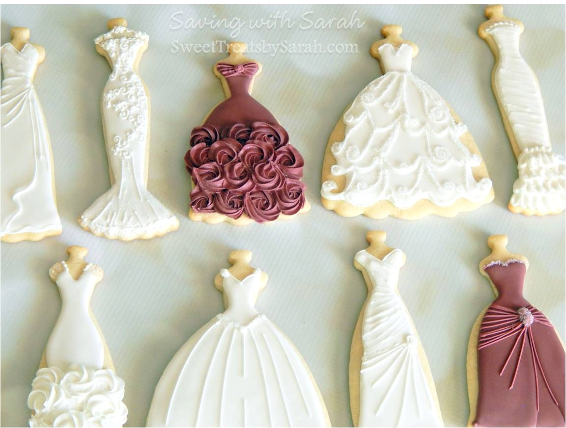 16 Latest Bridesmaid Cookies For Your Big Day