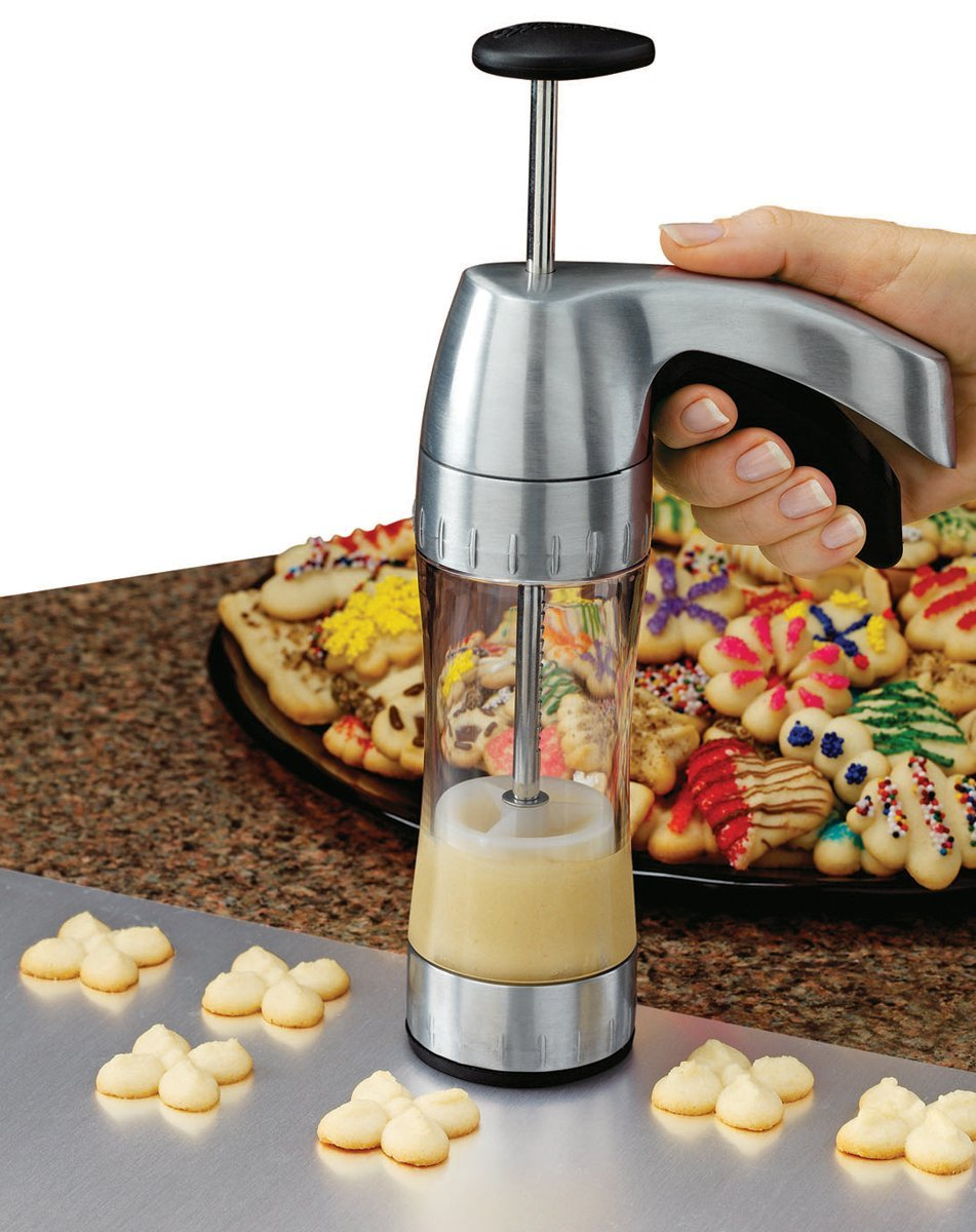Wilton Cookie Pro Ultra Ii Cookie Press Only $9 99, Down From