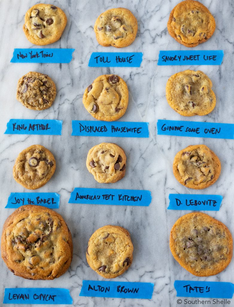 Neiman Marcus  Chocolate Chip Cookie • Southern Shelle