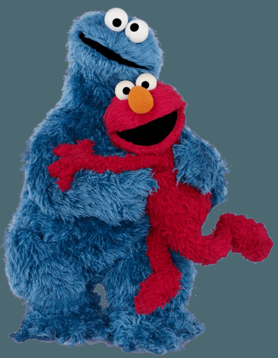 Elmo, Cookie Monster To Star In New U K  Children's Show