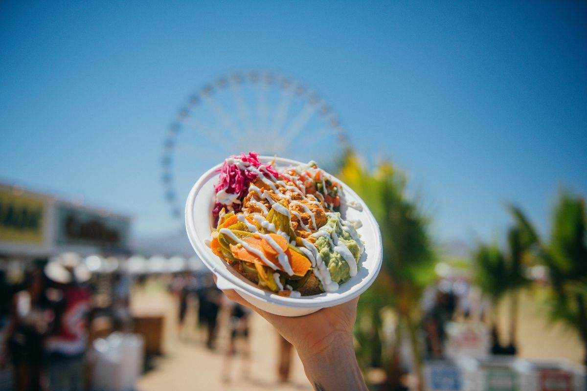 Here's Everything To Eat At Coachella 2019