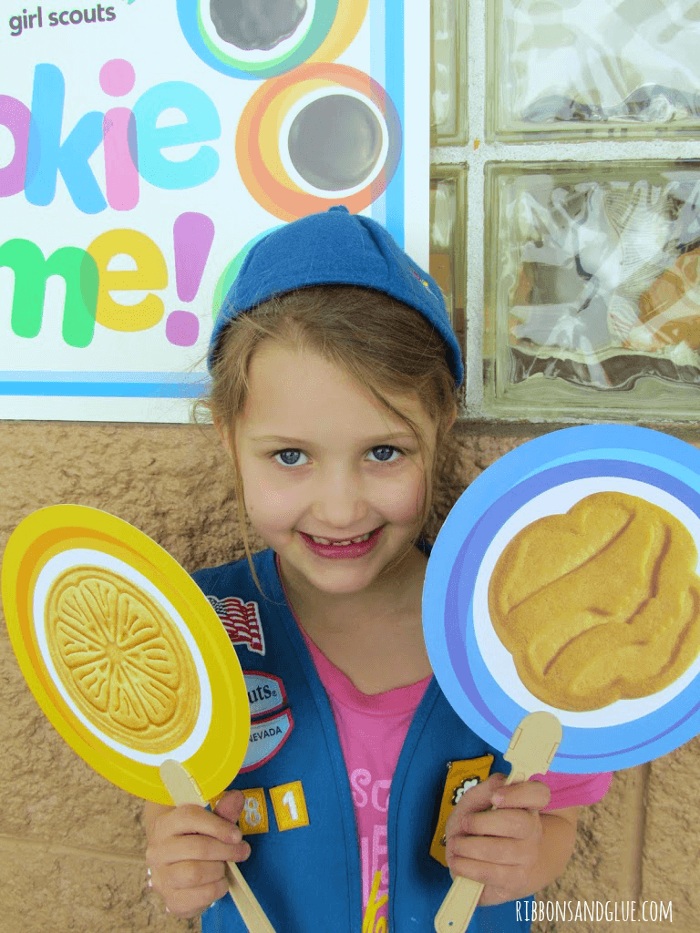 Girl Scout Cookie Booth Decorations