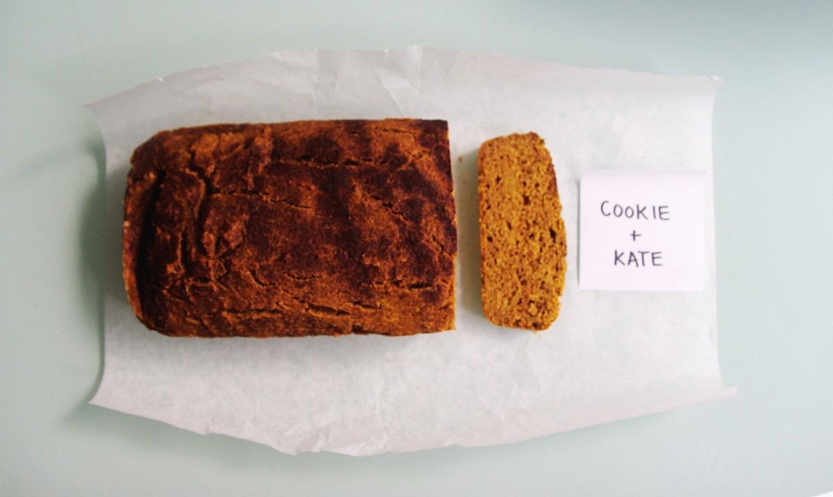 Pumpkin Bread Bake Off    The Pancake Princess
