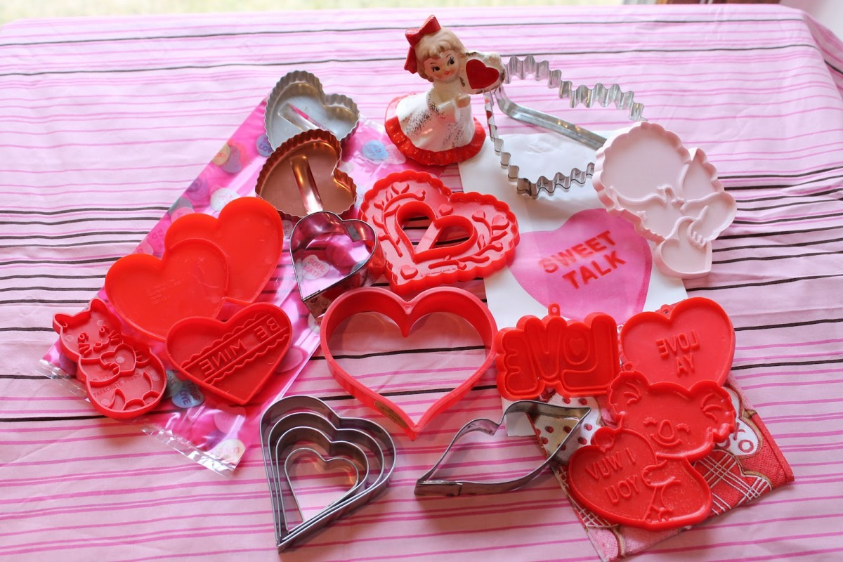 Cookie Cutters For Valentine's Day