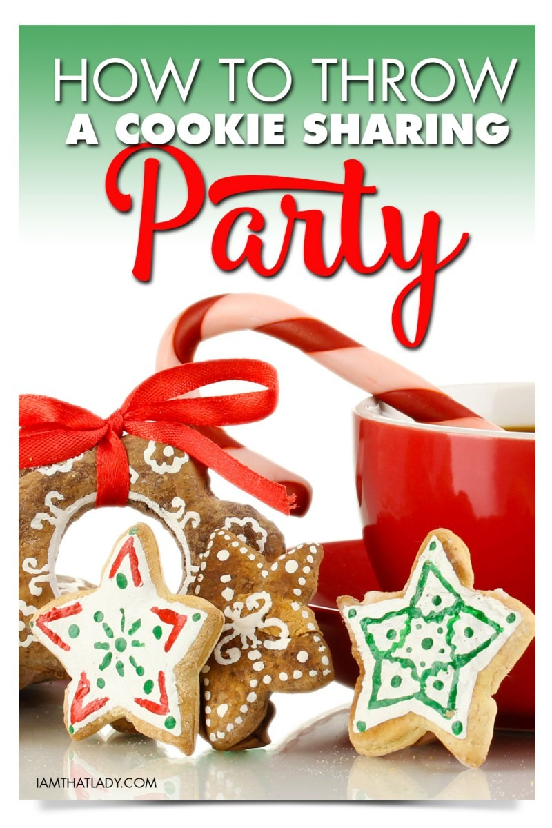 How To Host A Christmas Cookie Exchange Party