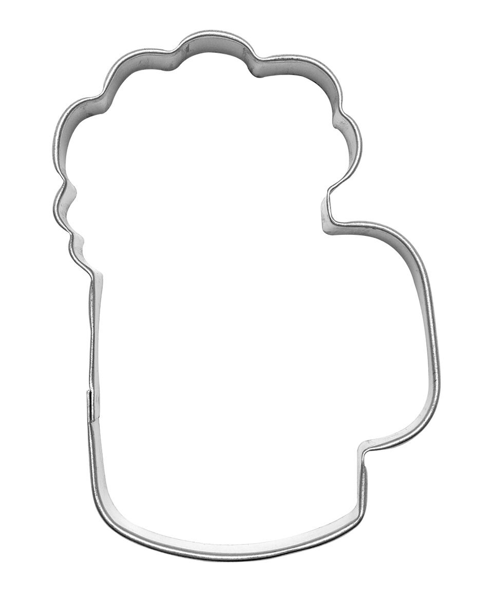 Beer Mug Cookie Cutter ~ The Cookie Cutter Shop