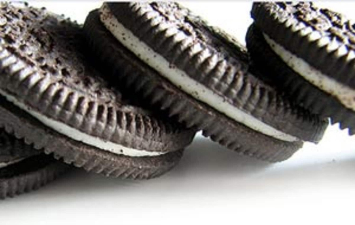 America's Favorite Cookie Is (not Surprisingly) The Oreo