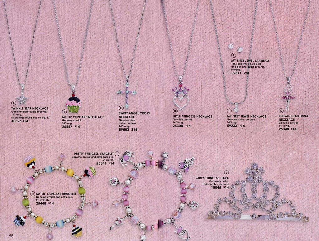Cookie Lee Jewelry   Michele L  Jacks, Consultant