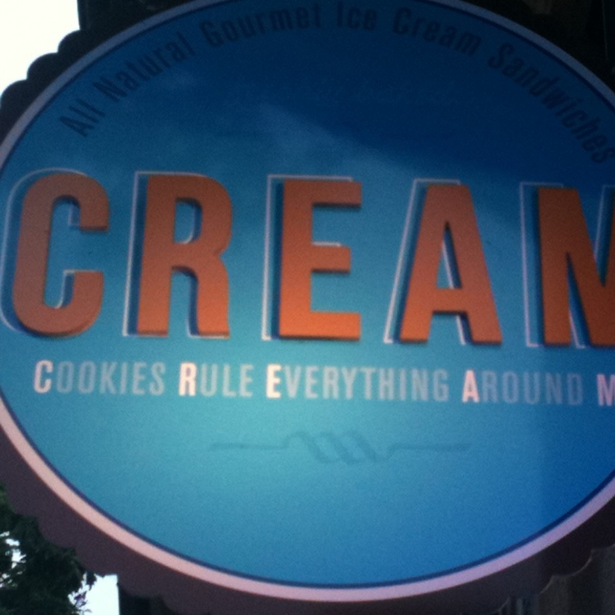 Cream (cookies Rule Everything Around Me), Berkeley, California