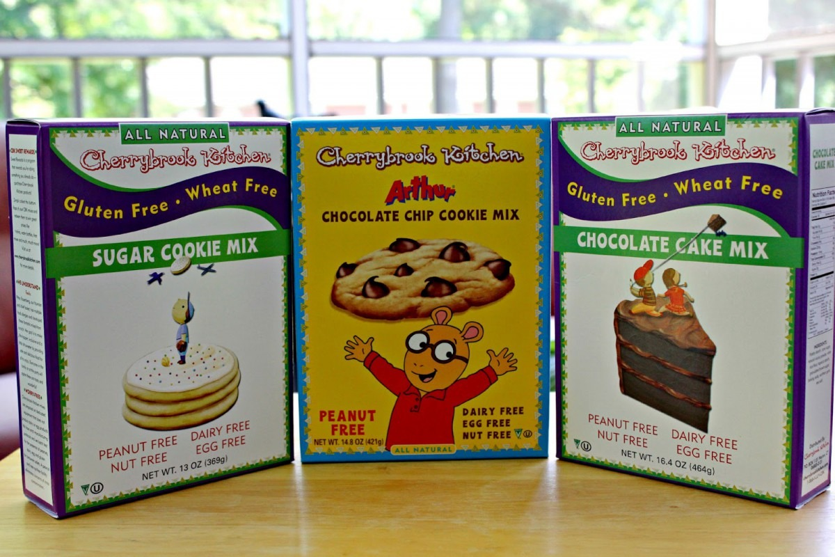 Little Miss Vegetarian  Product Review  Cherrybrook Kitchen