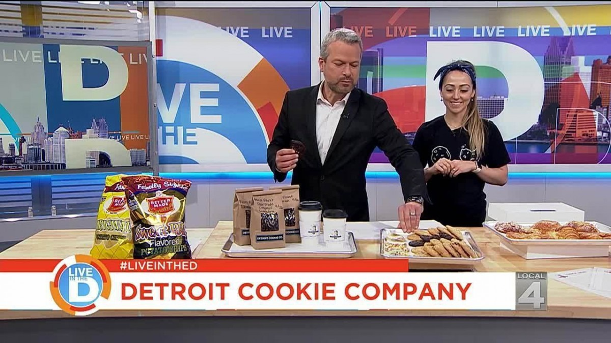 Homegrown  Detroit Cookie Company