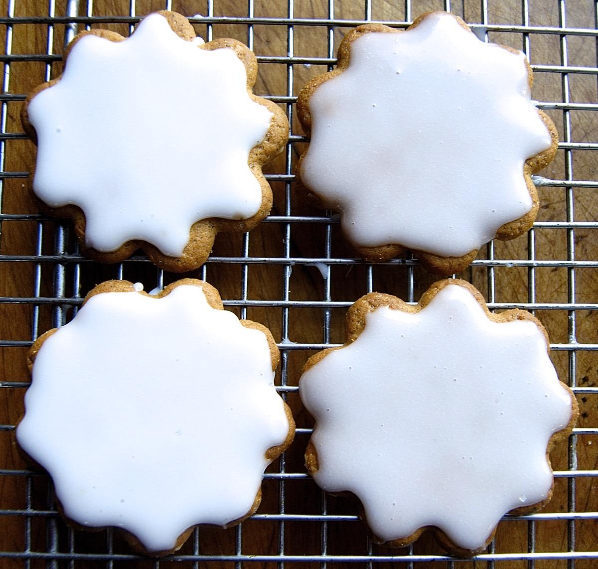 Simple Cookie Glaze