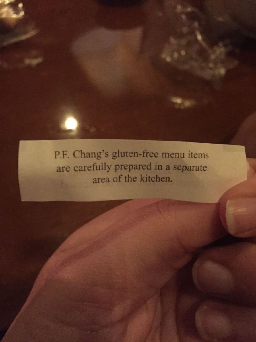 Worst Fortune Cookie Ever   Pics