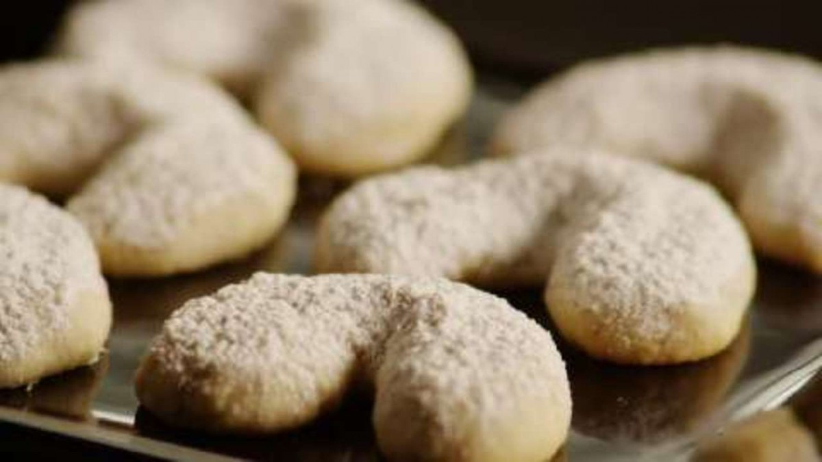 Italian Wedding Cookies Iii Recipe