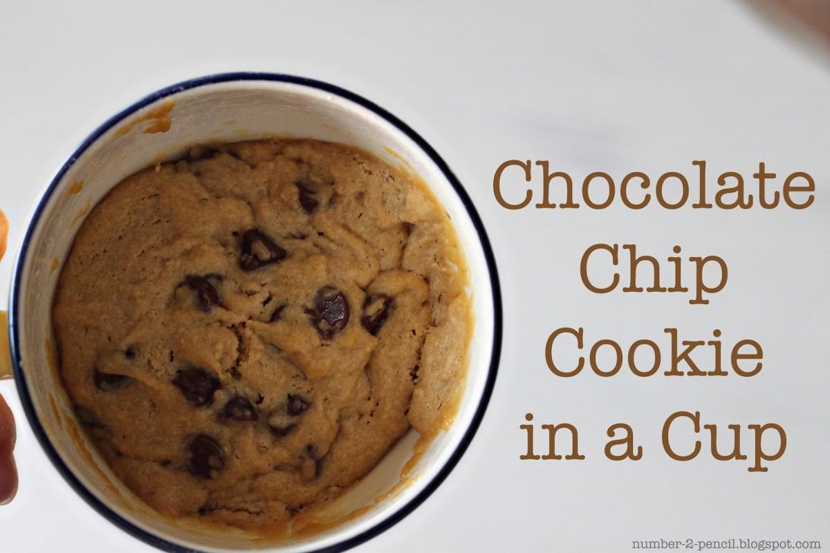Chocolate Cookie Cake In A Mug Recipe