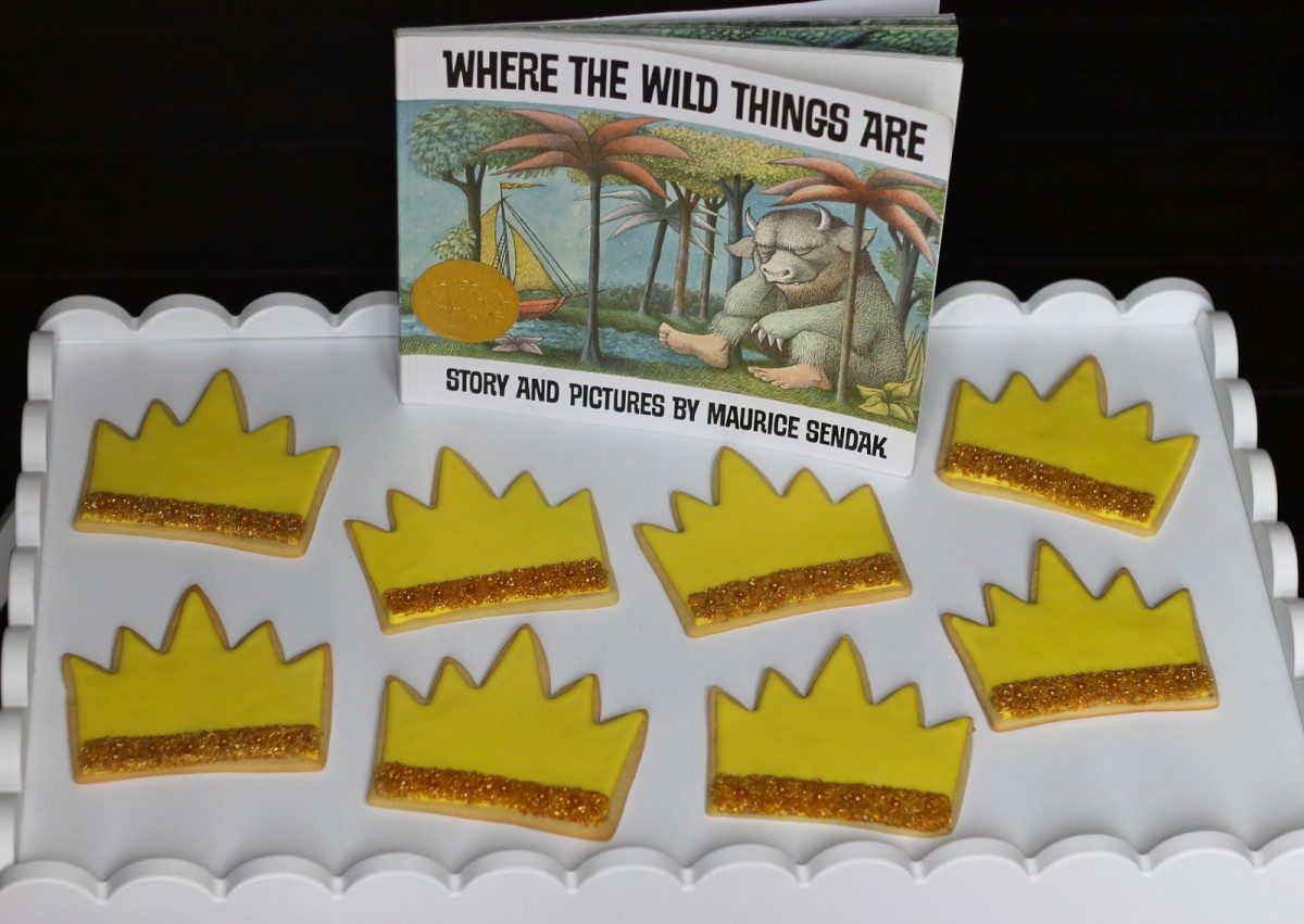 Sweets And Style Just Right  Where The Wild Things Are Cookies