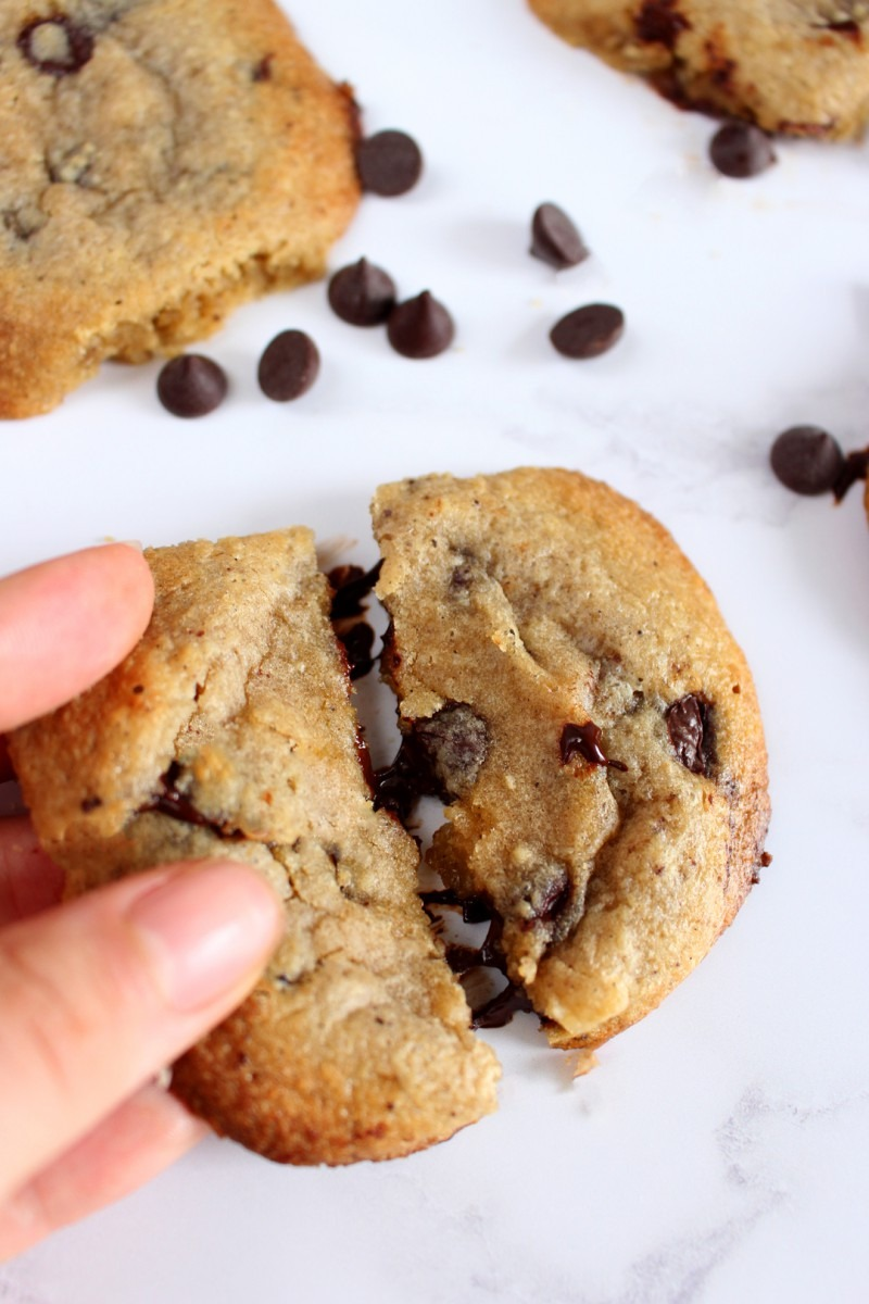 The Ultimate Low Carb Chocolate Chip Cookies