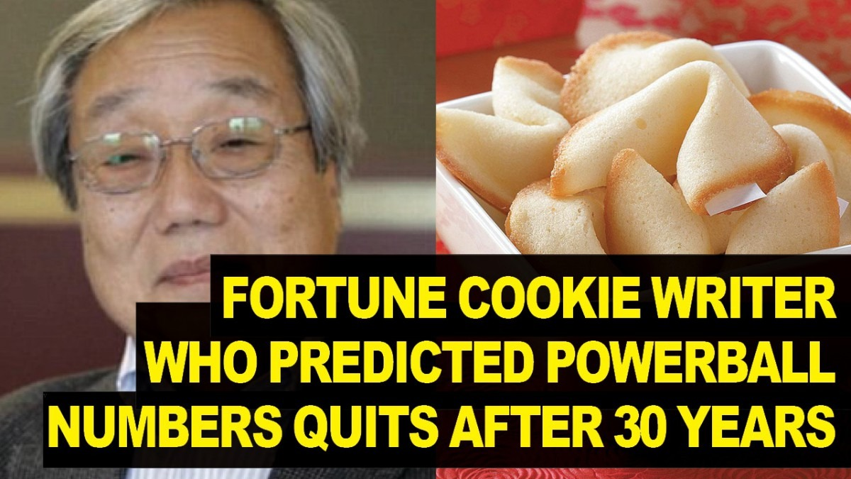 Fortune Cookie Writer Retires Because Of 'writer's Block'