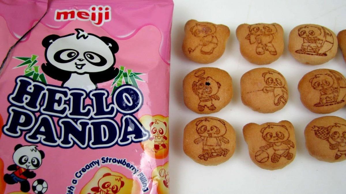 Meiji Hello Panda