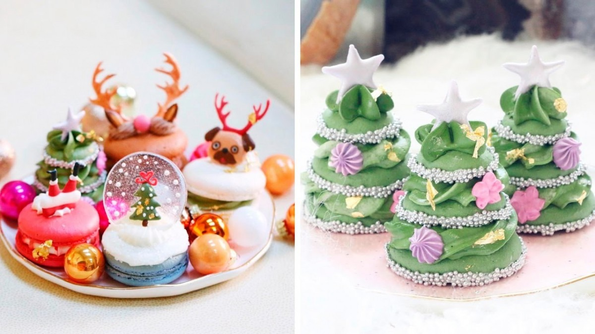 Amazing Christmas Cookies Decorating 2017