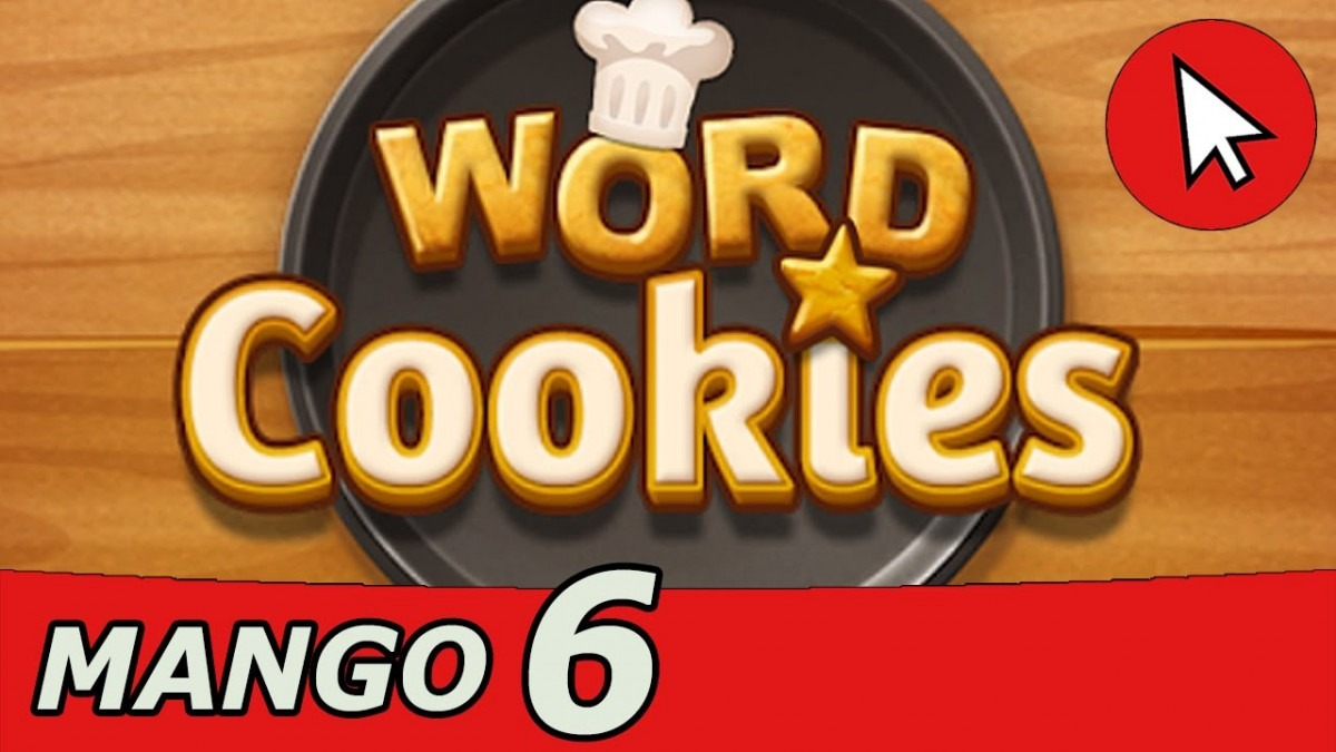 Word Cookies Mango 6 Answers Guide (android Ios)