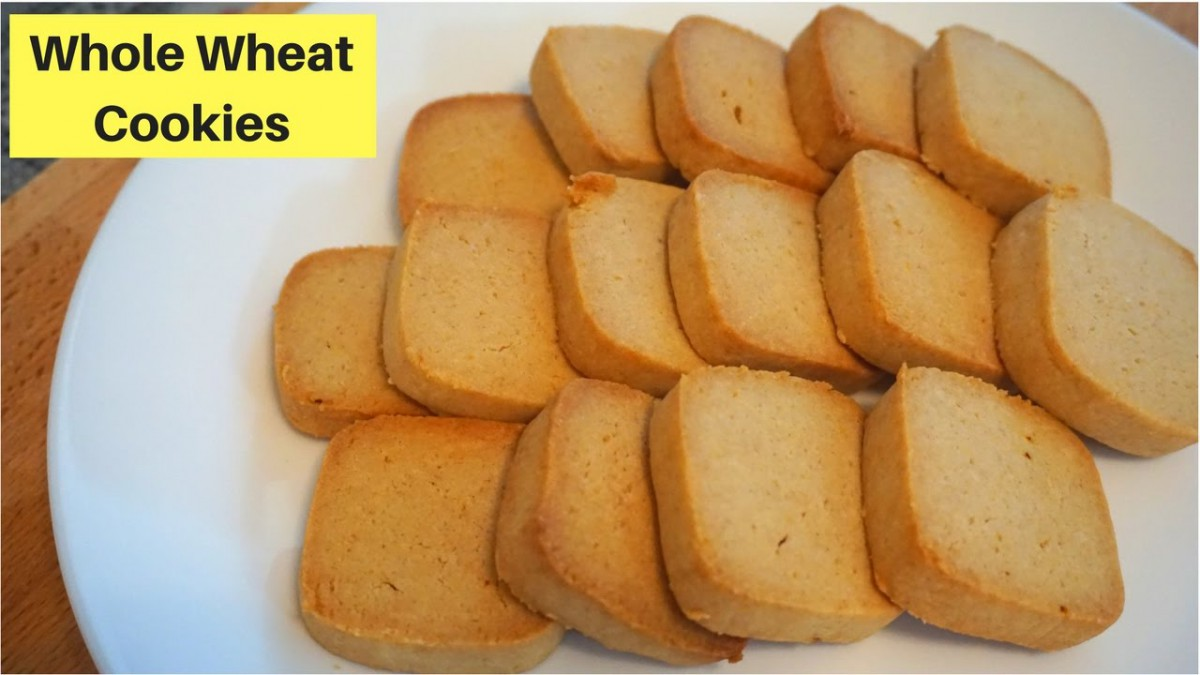 How To Make Whole Wheat Cookies