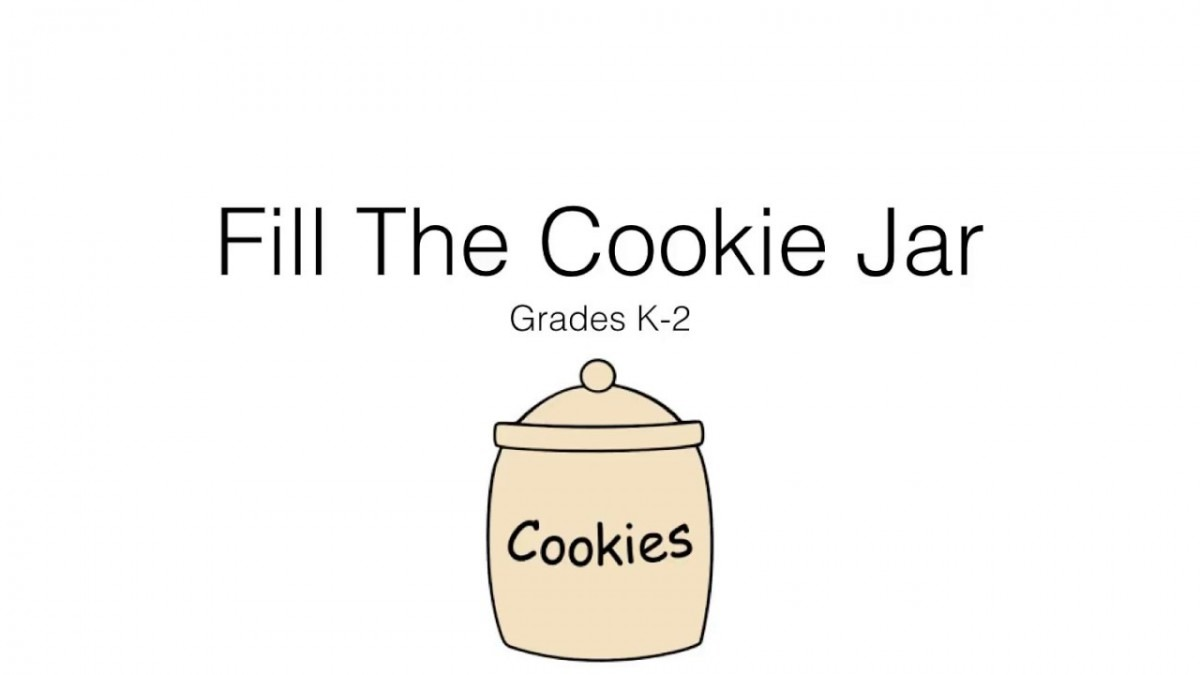 Fill The Cookie Jar P E  Throwing Game