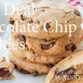 Against All Grain Chocolate Chip Cookies