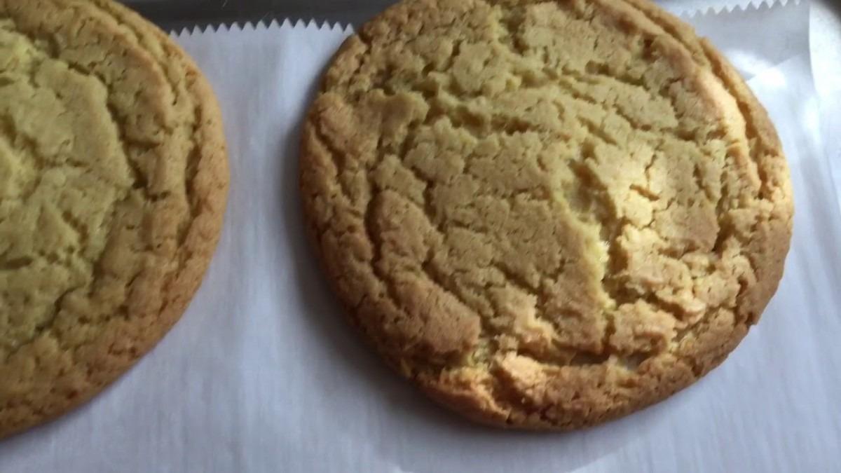 Lemon Jumball Cookies