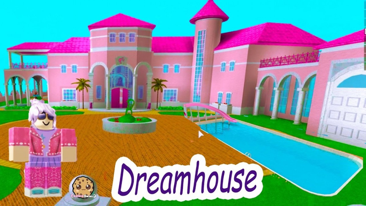 Roblox Hide And Seek Extreme & Barbie Life In The Dreamhouse