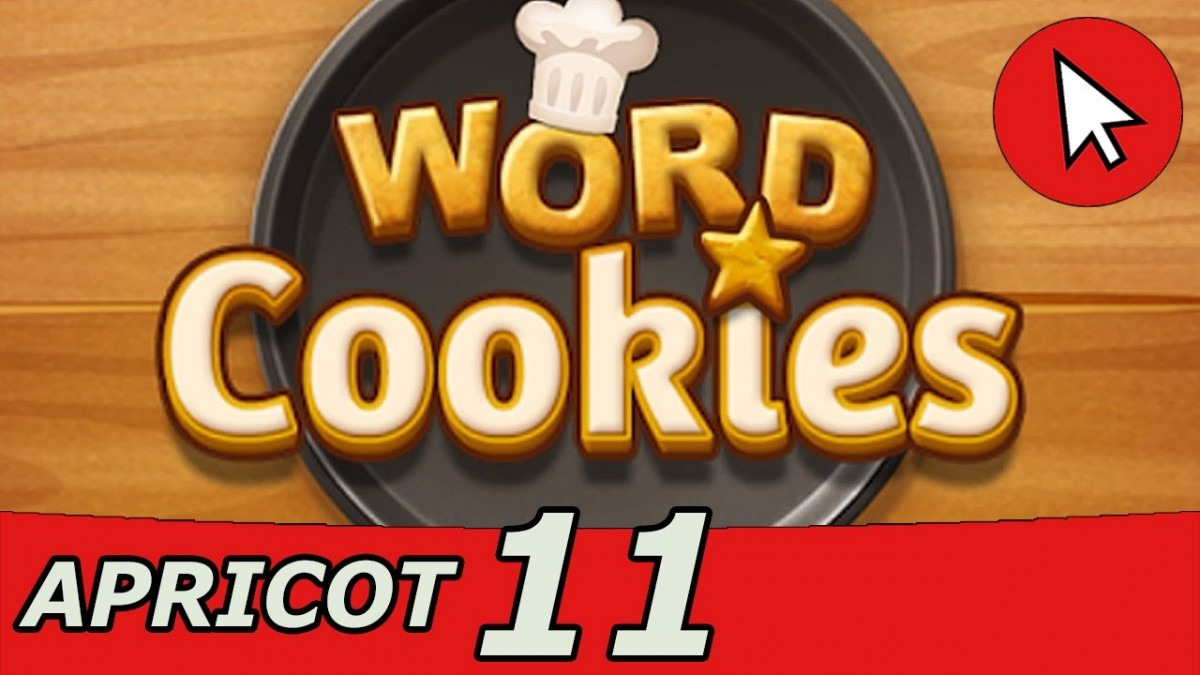 Word Cookies Apricot 11 Answers Guide (android Ios)