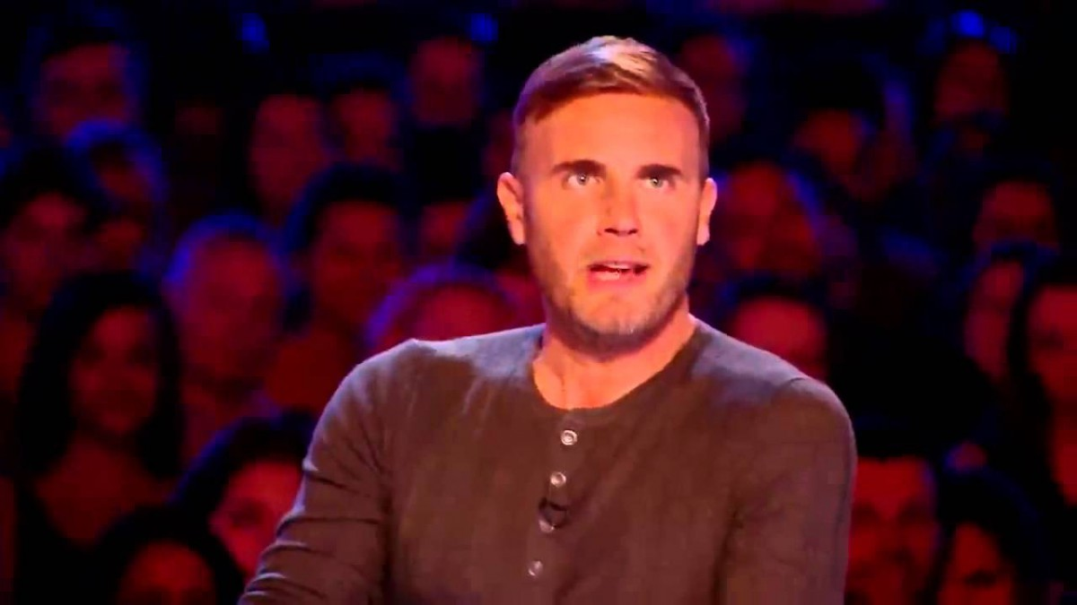 Gary Barlow  I Thought It Was Terrible  In The Voice Of Cookie