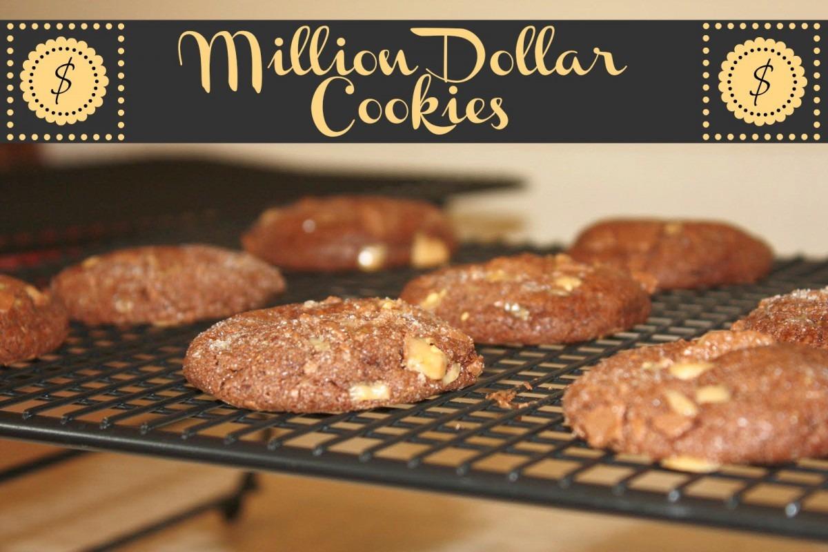 Million Dollar Caramel Cookies