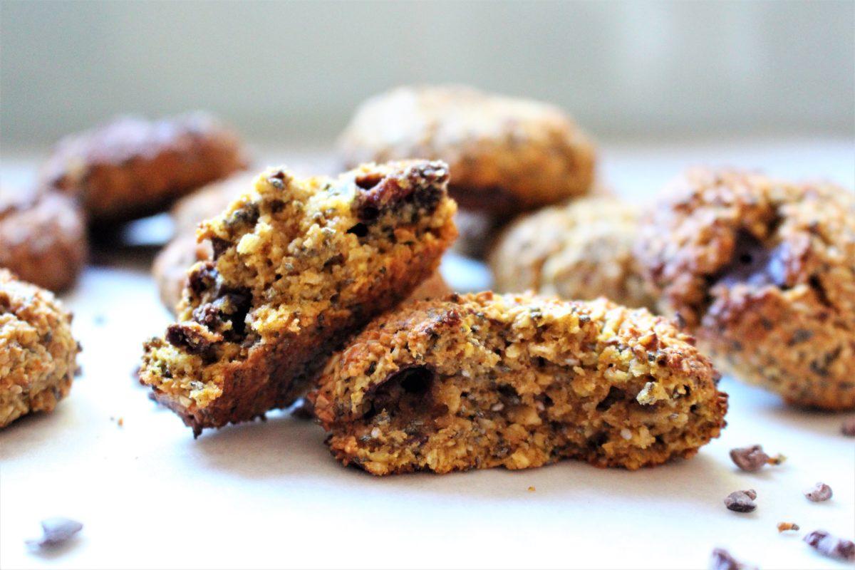 Recipes  Nourishing Amy Pumpkin Spiced Breakfast Cookies