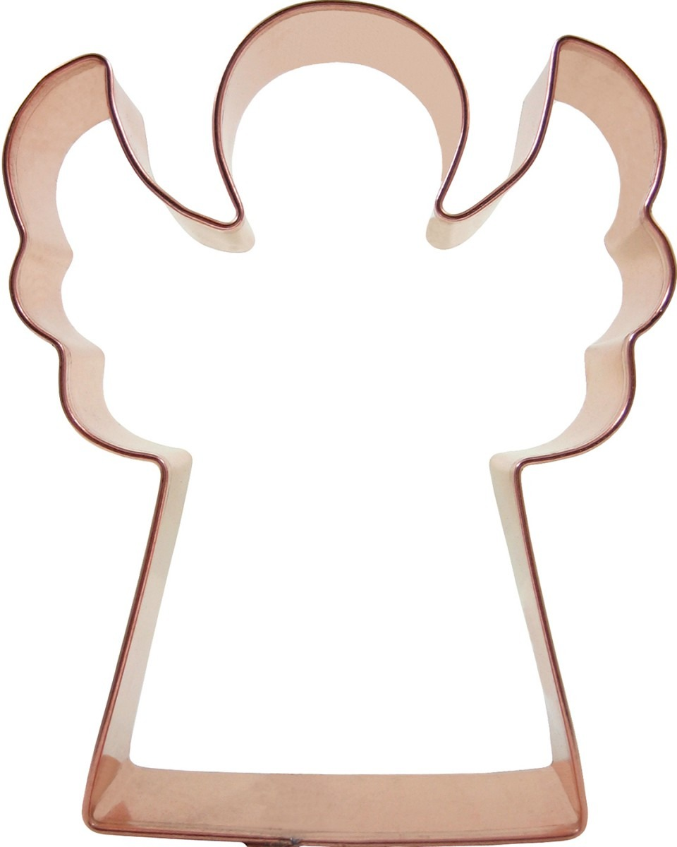 Angel Cookie Cutter, Simple