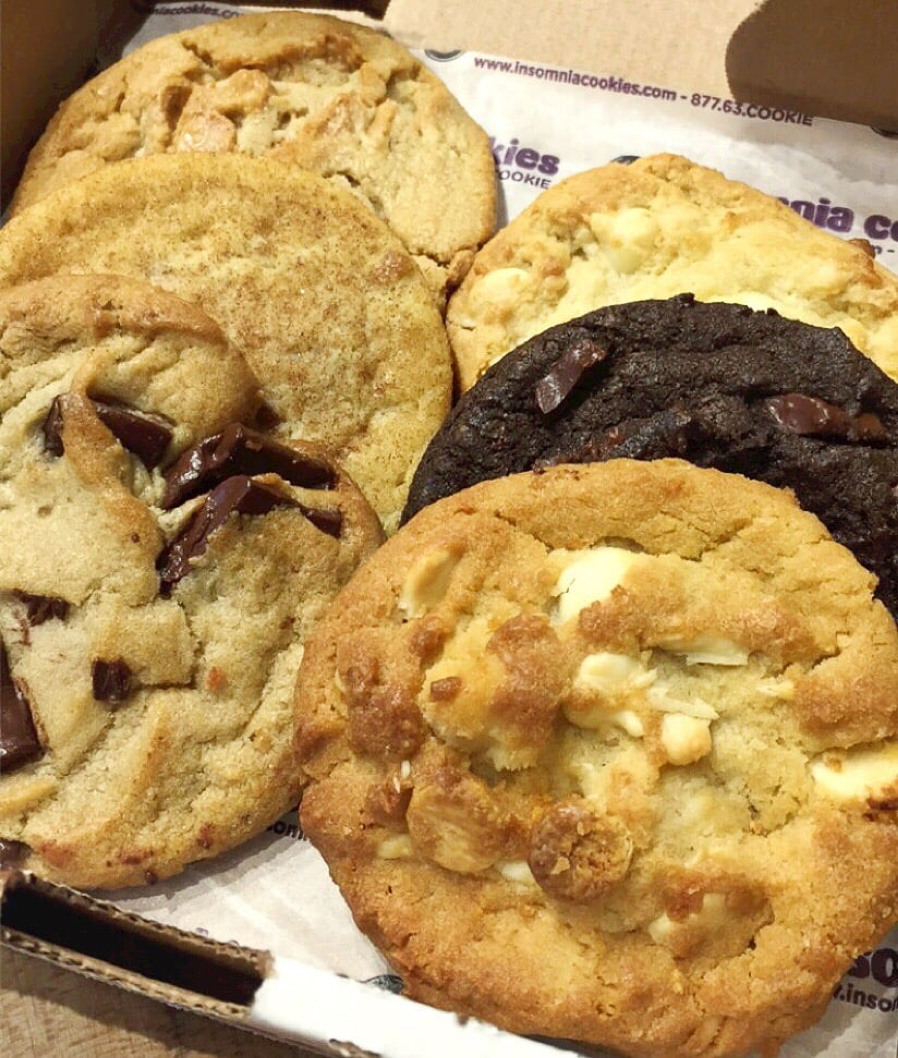 6 Cookies For 9 Bucks