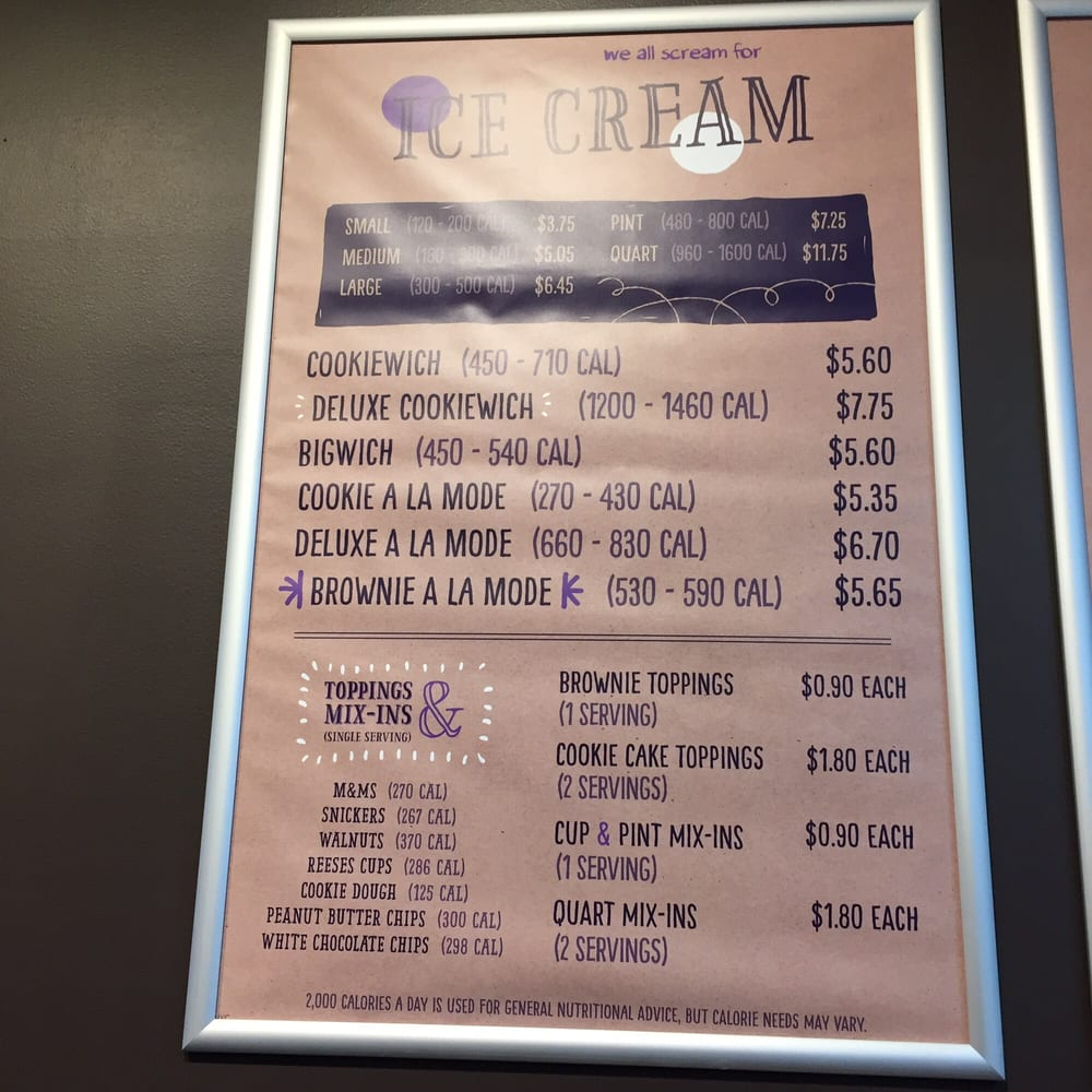 Photos For Insomnia Cookies