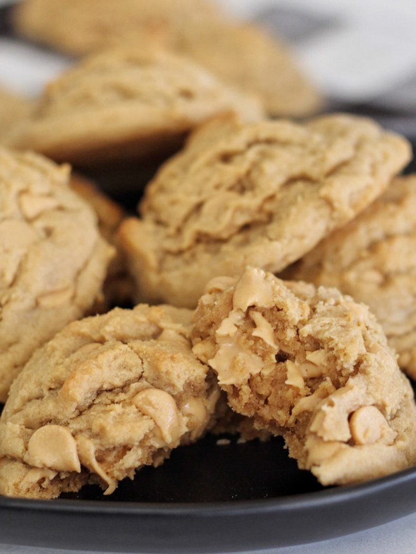 Cake By Courtney  Irresistible Peanut Butter Chip Cookies