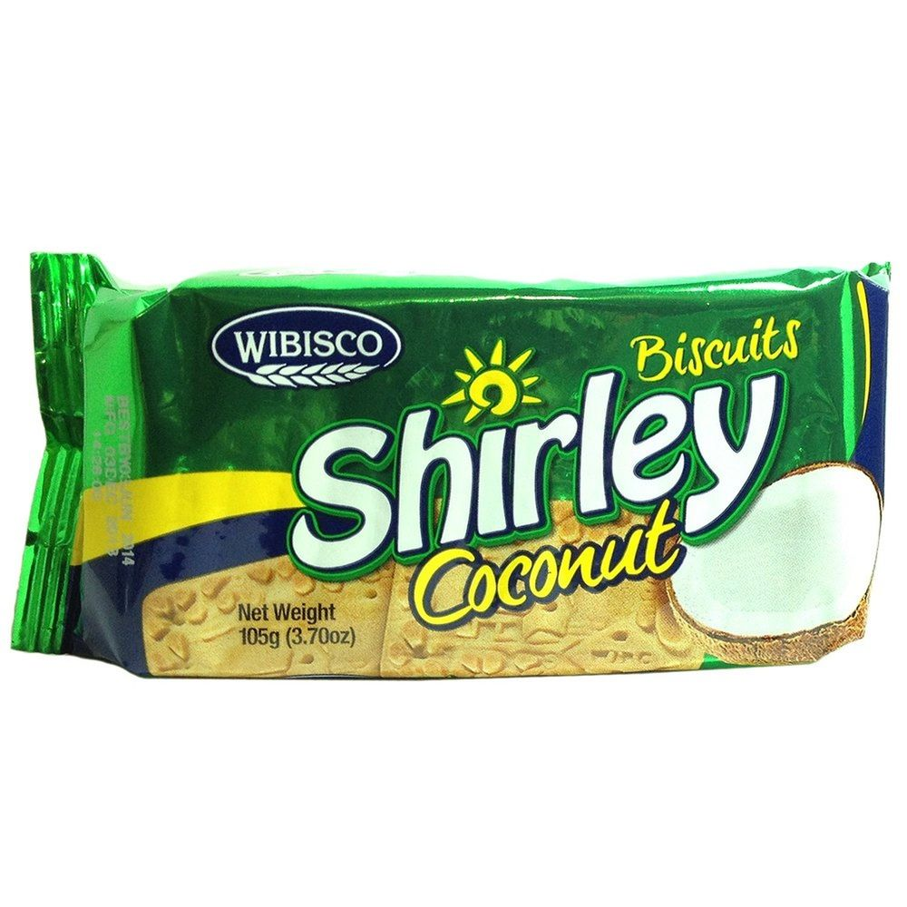 Shirley Coconut Biscuits 3 7 Oz