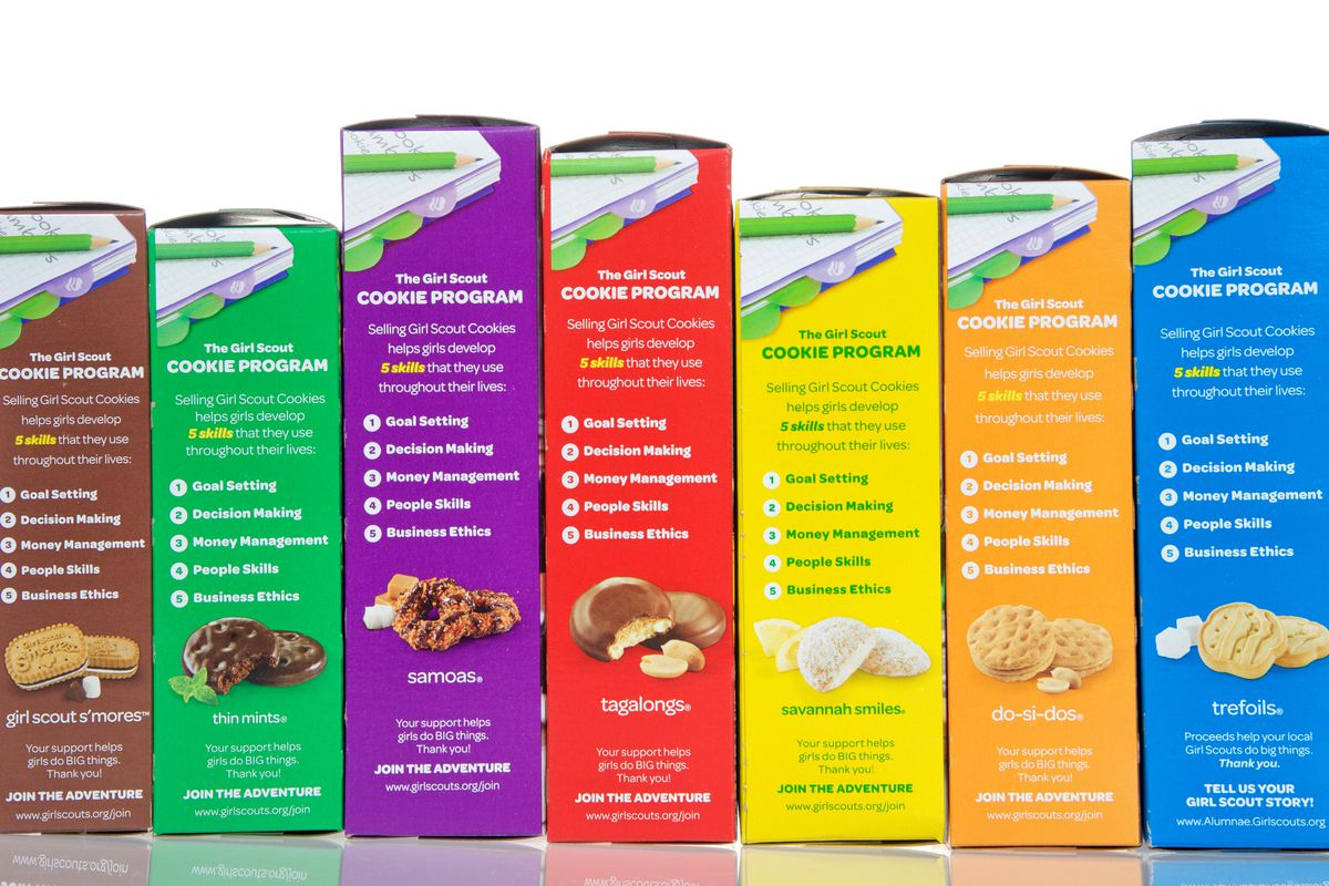 Yes, You Can Buy Girl Scout Cookies On Amazon