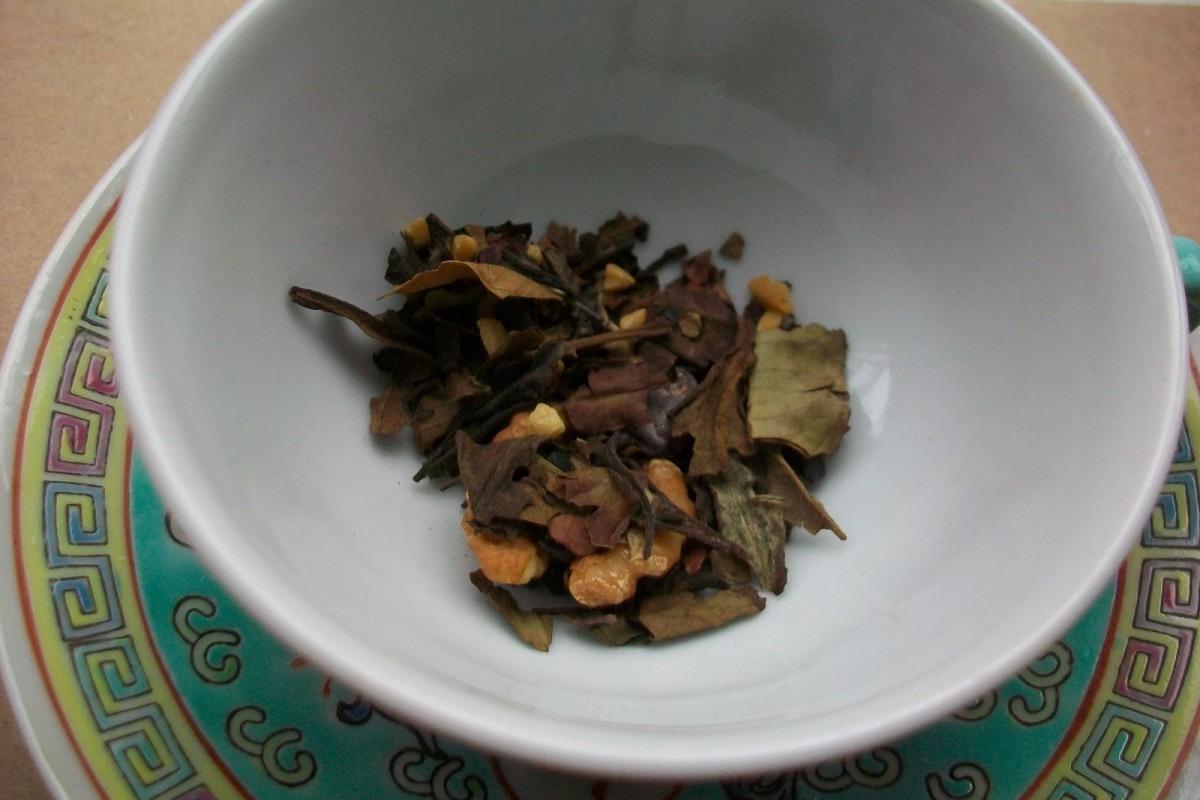 Tea Review  David's Tea Cookie Dough