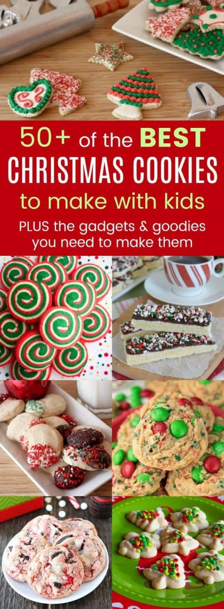 The Best Christmas Cookies For Kids