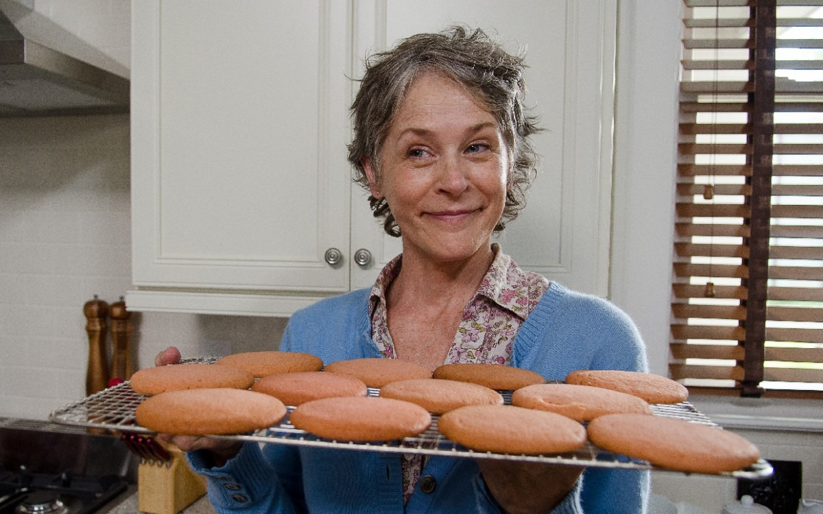 The Walking Dead Official Cookbook Is Here! Make Carol's Quarter