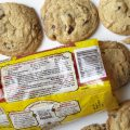 Nestle Oatmeal Chocolate Chip Cookies