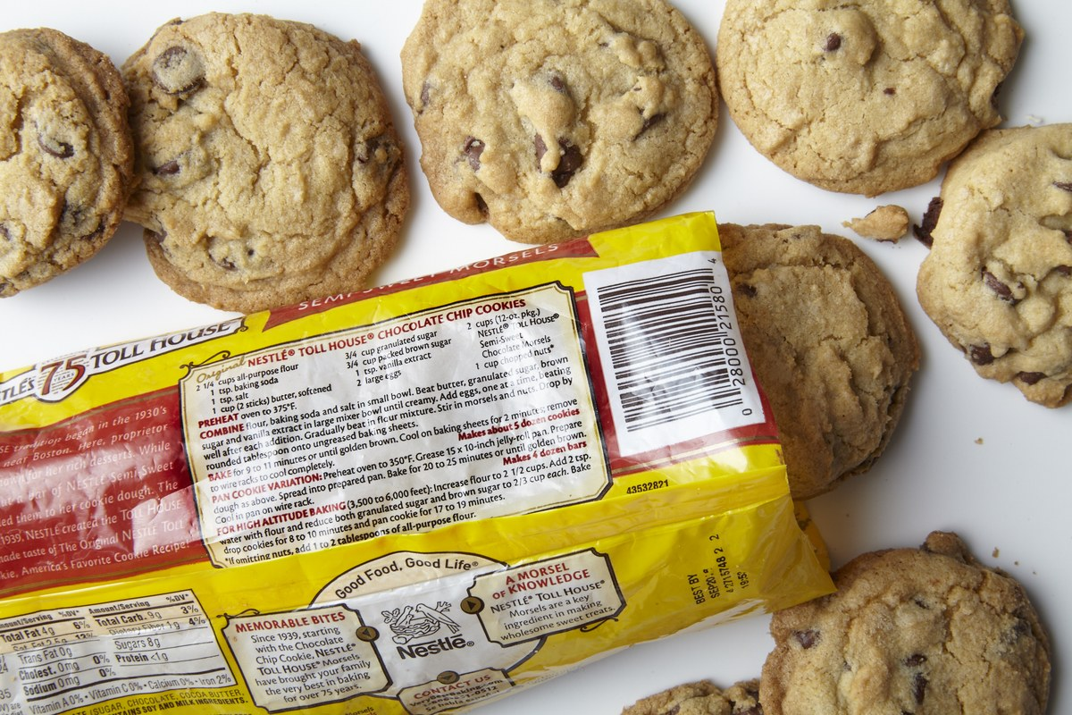 Our Favorite 'back Of The Package' Recipes, From Cookies To