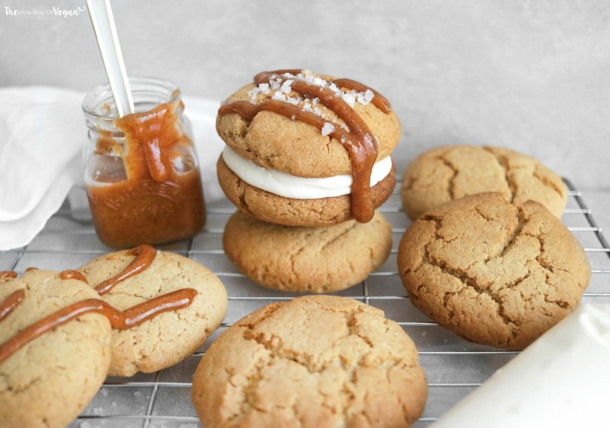Easy Salted Caramel Cookie Recipe