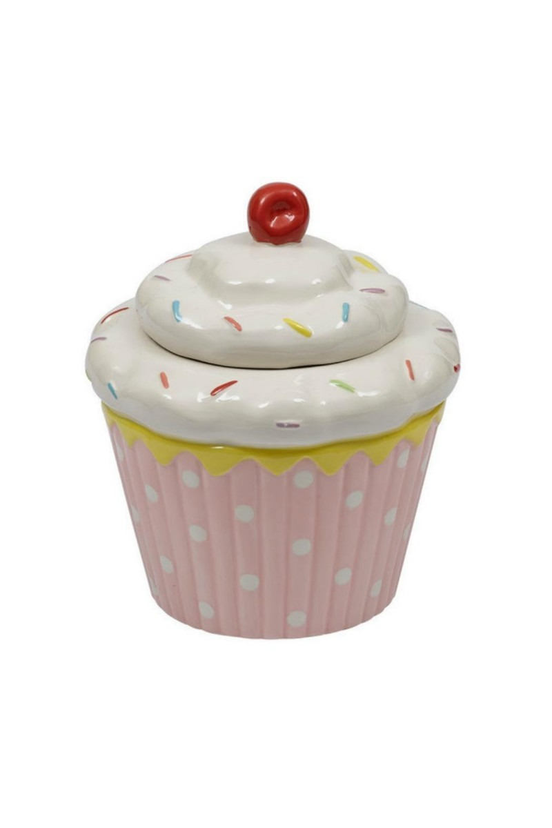 Walker's Cupcake Cookie Jar From Alabama — Shoptiques